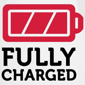 I am fully charged!  Aprons - Cooking Apron