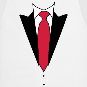 Your private Tuxedo Suit  Aprons - Cooking Apron