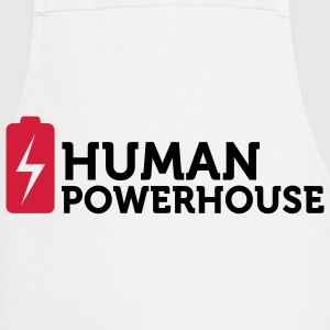 Human Powerhouse  Aprons - Cooking Apron