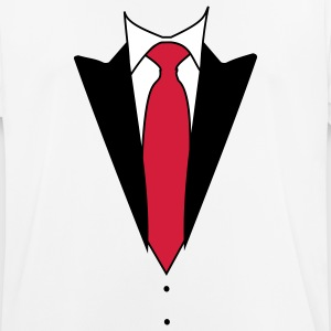 Din private Tuxedo Suit T-shirts - Herre T-shirt svedtransporterende