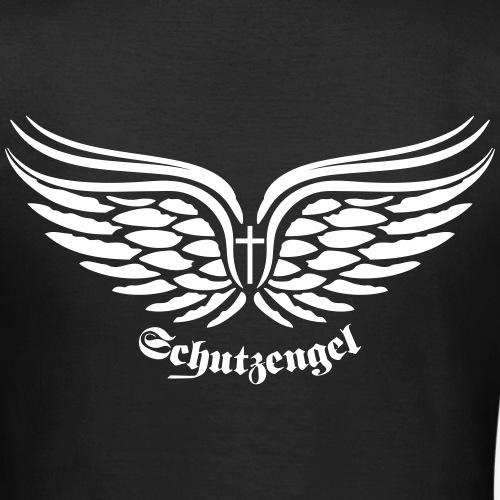 11 Schutzengel Flügel Kreuz 1c
