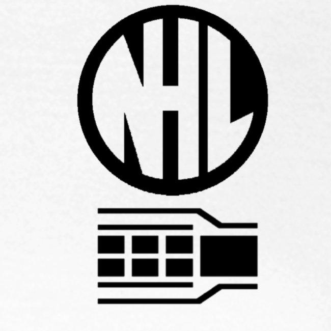 NHL Womens Fitted White TShirt