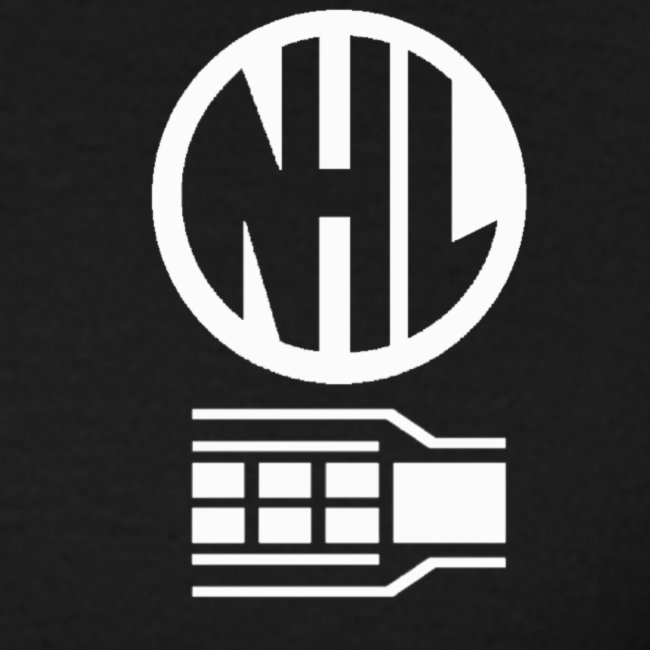 NHL Mens TShirt - Black
