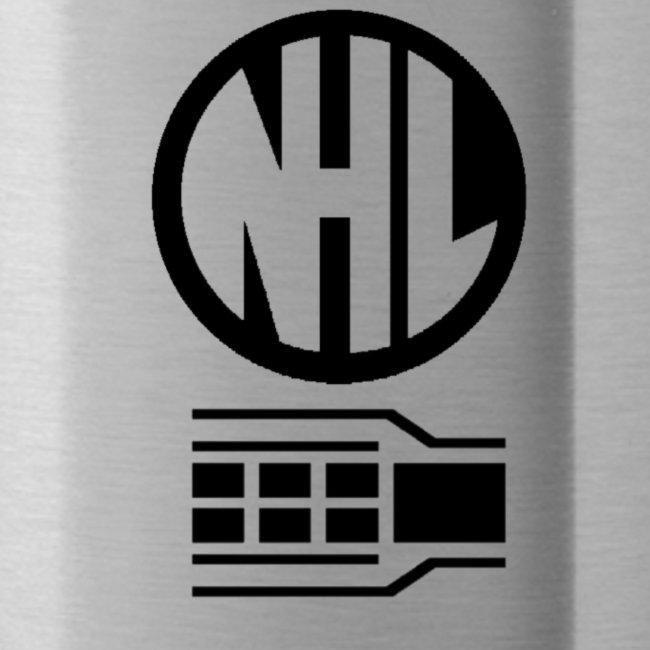NHL Water Bottle