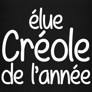 Créole / Martinique / Guadeloupe / Antilles T-shirts - Teenager premium T-shirt