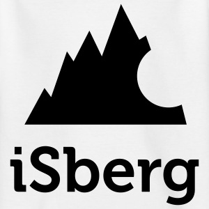 iSberg - Eisberg T-Shirts - Teenager T-Shirt