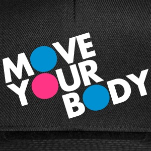 Move Your Body - Snapback Cap