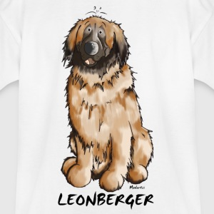 Leon Leonberger T-shirts - Teenager-T-shirt