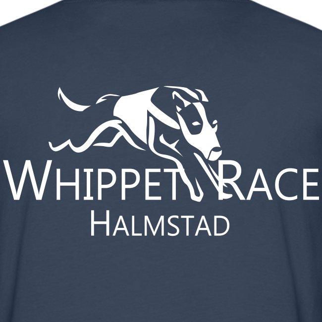 Långärmad T-shirt Herr Logo Bak