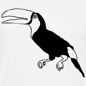 toucan T-Shirts - Men's T-Shirt
