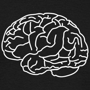 Brain T-Shirts - Men's T-Shirt
