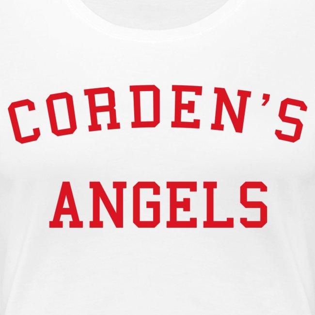 Cordens Angels 28 Womens Shirt