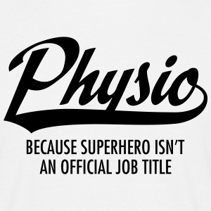 Physio - Superhero T-Shirts - Men's T-Shirt