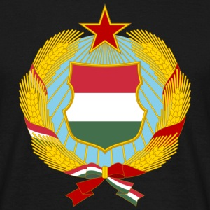 Hungarian People's Republic - Men's T-Shirt