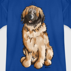 Leo Leonberger Skjorter - T-skjorte for barn