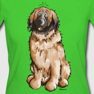Leo the Leonberger T-Shirts - Women's Organic T-shirt