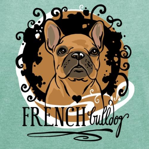 French Bulldog bunt
