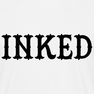 Inked T-Shirts - Men's T-Shirt