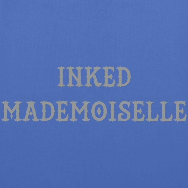 Inked Mademoiselle Bags & Backpacks