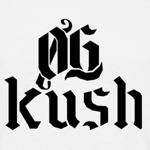 OG KuSH T-Shirts - Men's T-Shirt