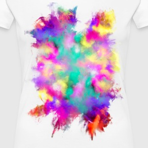 Festival of Colors T-Shirts - Women's Premium T-Shirt