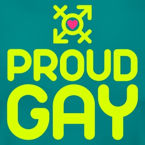 Proud Gay (2c) T-Shirts - Frauen T-Shirt