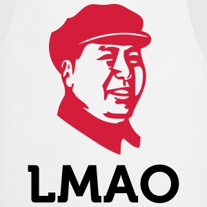 LMAO: Laughing Mao Zedong Fartuchy - Fartuch kuchenny