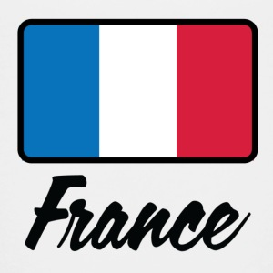 Nationalflagge von Frankreich T-Shirts - Teenager Premium T-Shirt