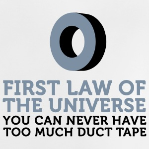 One can never have too much duct tape! Shirts - Baby T-Shirt