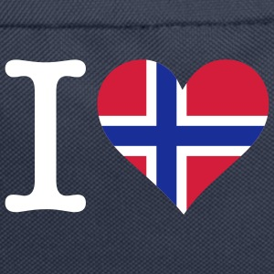 I love Norway Bags & Backpacks - Backpack