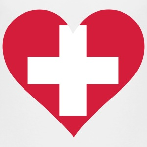A heart for Switzerland Shirts - Kids' Premium T-Shirt