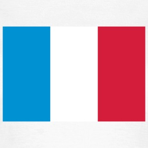 National flag of France T-Shirts - Women's T-Shirt