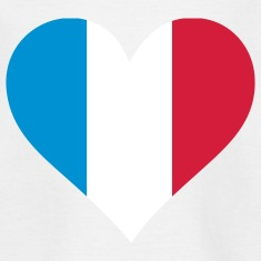A heart for France Shirts