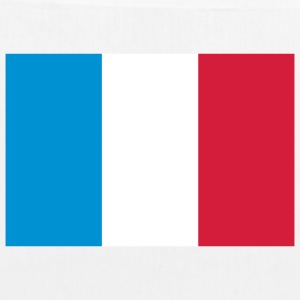 National flag of France Bags & Backpacks - EarthPositive Tote Bag