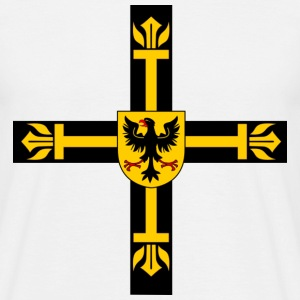 teutonic knights T-shirts - Herre-T-shirt