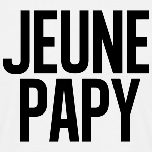 jeune papy Tee shirts - T-shirt Homme