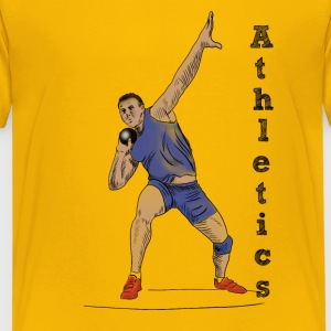 athletics Tee shirts - T-shirt Premium Ado