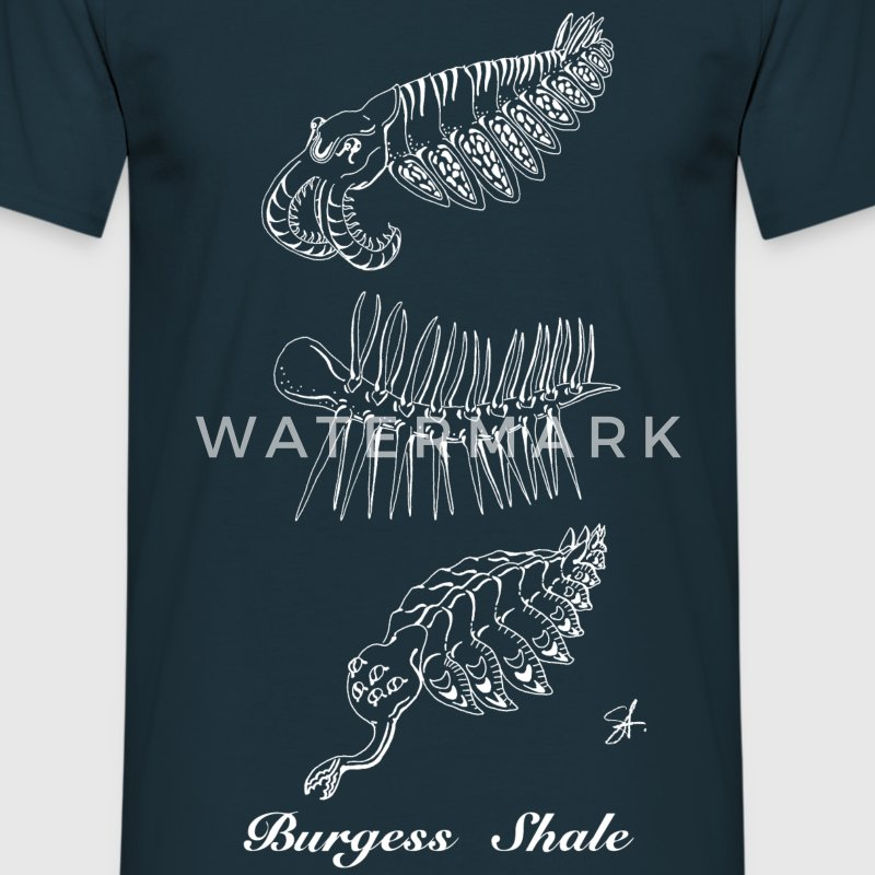 Burgess Shale Shirt men - Männer T-Shirt