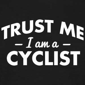 NEW trust me i am a cyclist - Männer T-Shirt