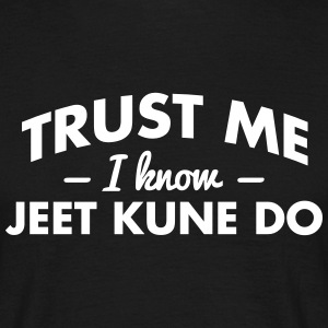 NEW trust me i know jeet kune do - Men's T-Shirt