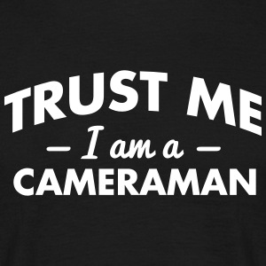 NEW trust me i am a cameraman - Men's T-Shirt