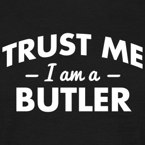 NEW trust me i am a butler - Men's T-Shirt
