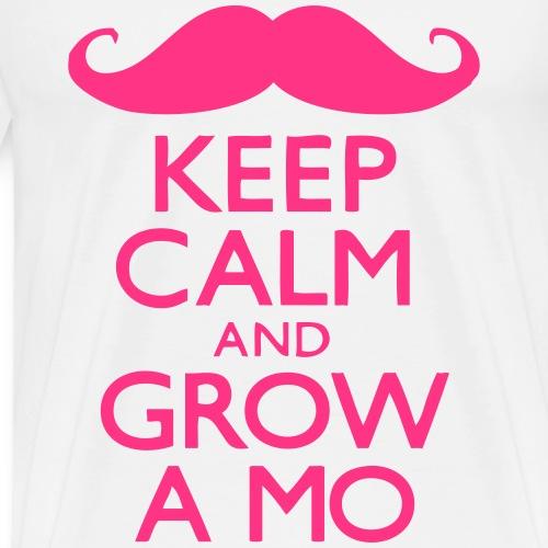 Keep Calm and Grow a Mow