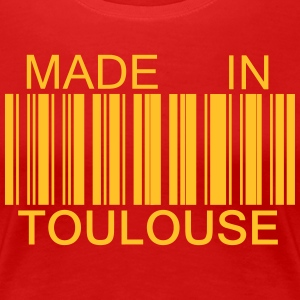Made in Toulouse - T-shirt Premium Femme