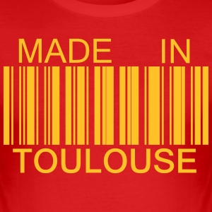 Made in Toulouse - Tee shirt près du corps Homme