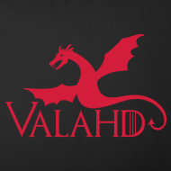 ~ Valahd (fly) - copricuscino Game of Thrones