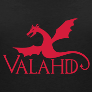 ~ Valahd (fly) - maglietta donna Game of Thrones