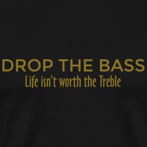 Drop the Bass Dubstep Drum and Bass Design