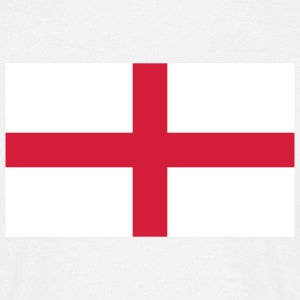 National flag of England T-Shirts - Men's T-Shirt