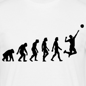 The Evolution of Volleyball T-Shirts - Men's T-Shirt